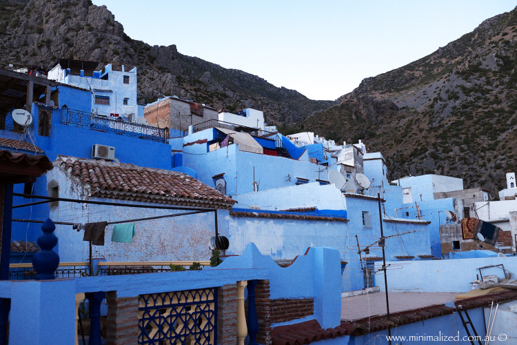 The amazing Chefchaouen