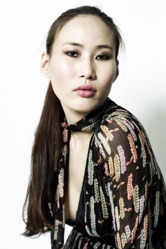 Portfolio shoot for VPS modelling agency in Tokyo.