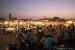 Djemaa el-Fna market in Marrakesh